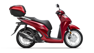 125 HONDA NEW MODEL SCOOPY ABS SMART TOP BOX