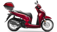 300 HONDA SH SCOOPY TOP BOX AÑO 2019