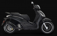 300 PIAGGIO BEVERLY POLICE ABS ASR
